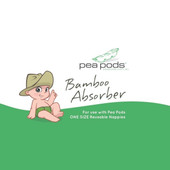 Pea Pods Bamboo Absorber