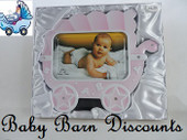 "Pink Photo Frame - 4"" x 6"""