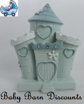 Blue Castle Money Box
