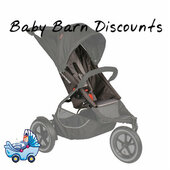 Phil and Teds - Classic Buggy Fabric Seat/ Sling - Black