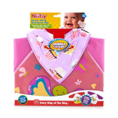 Nuby Cover All with Bandana Bib