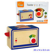 VIGA Wooden Toaster with Two Bread Slice