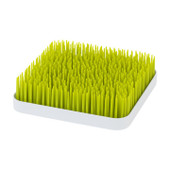 Boon Grass Countertop Bottle Drying Rack