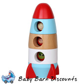 Discoveroo - Magnetic Stacking Rocket