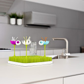 Boon Stem Drying Rack Accessory - Blue