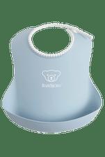 Baby Bjorn Soft Bib Powder Blue at Baby Barn Discounts