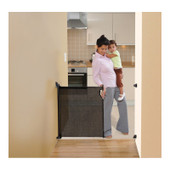 Dreambaby Retractable Gate - Black