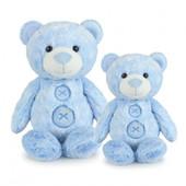 Korimco Patches the Bear Soft Plush Teddy Bear Small 30cm