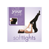 Fertile Mind Softtights Opaque Maternity Tights - Size 1
