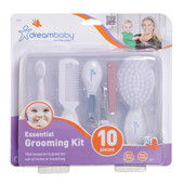 Dreambaby Essential 10 Piece Grooming Kit White