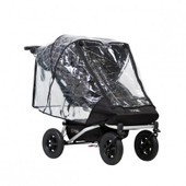 Mountain Buggy Duet Double Storm/ Rain Cover (2017+)
