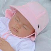 Bedhead UPF 50 Legionnaire Girls Hat - Blush Pink