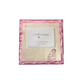 Little Whispers Picture Frame Pink