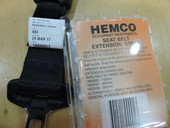 Hemco Seat Belt Extension Strap 200mm