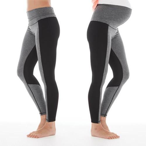 Fertile Mind Enji Activewear Full length with black stitching