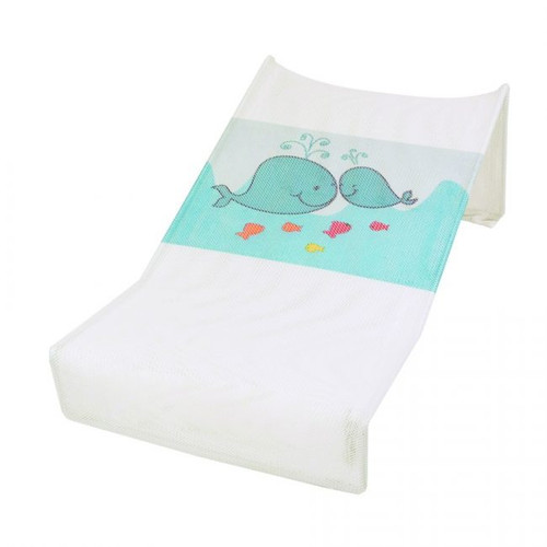 Babyhood Mesh Bath Support Whale