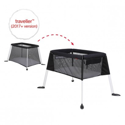 Phil & Teds Traveller Bassinet Accessory (fits traveller 2017+ only)