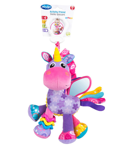 Playgro Activity Friend Stella the Unicorn