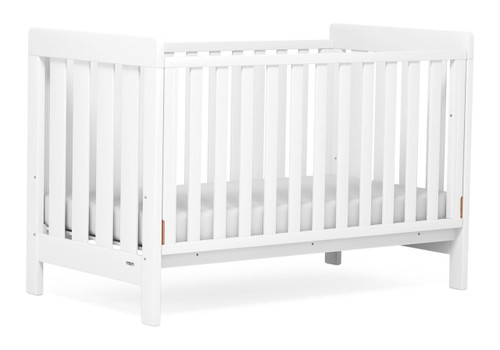 Boori Urbane Daintree Cot bed  - WHITE
