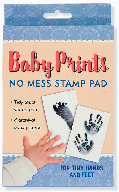 Baby Prints No Mess Stamp Pad