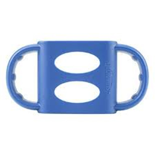 Dr Brown's Narrow Silicone Handle - BLUE