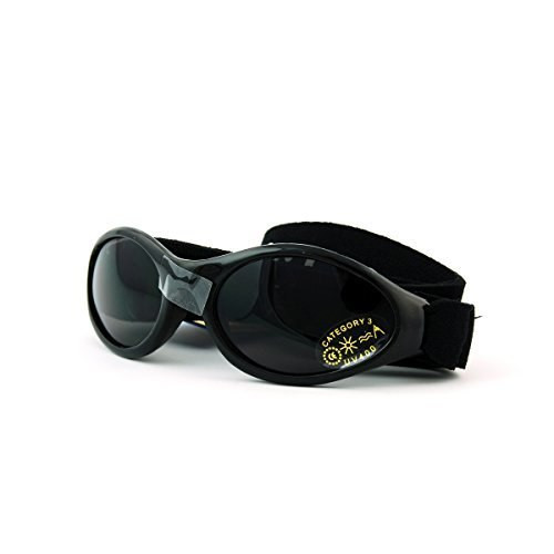 Adventure Kidz Banz Sunglasses - BLACK