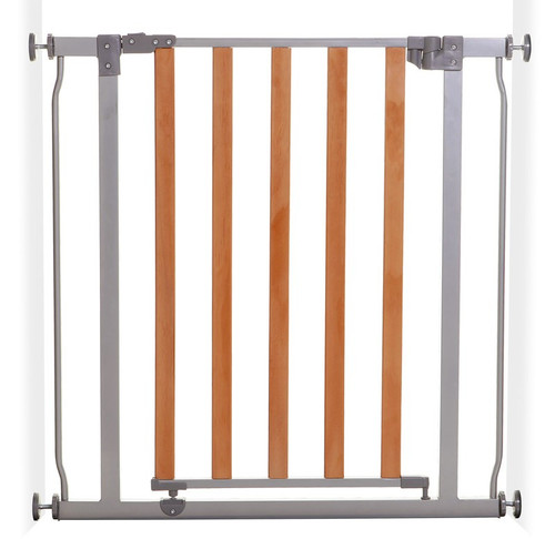 Dreambaby Cosmopolitan Security Gate Grey