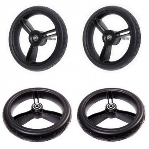 "Mountain Buggy 4pk 10"" Aerotech Wheels to suit Duet (2012-2016)"