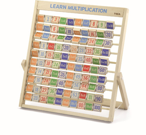 Viga Learning Multiplication Frame