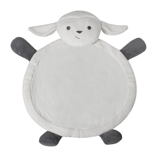 Childcare Animal Plush Mat Lamb