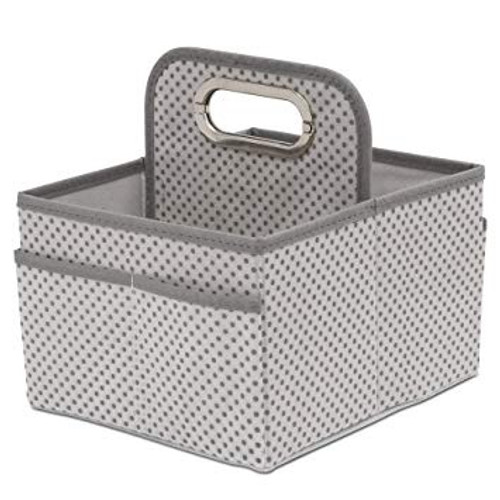 Delta Children Nursery Caddy Grey