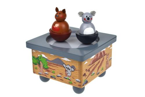 Koala Dream Music Box - KOALA & KANGAROO