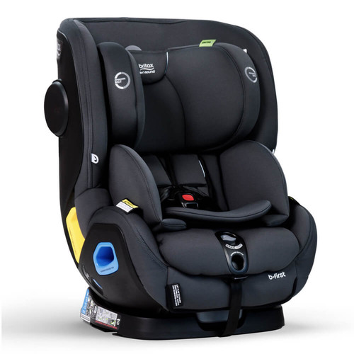 Britax Safe n Sound B-First Carseat - CHARCOAL
