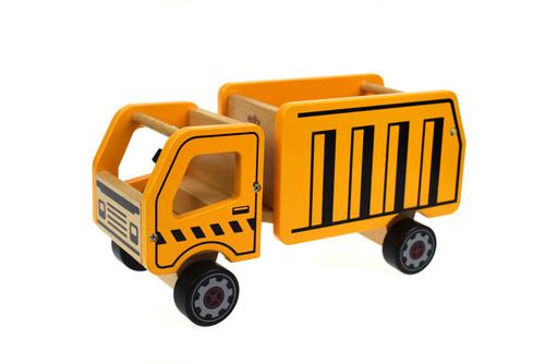Tooky Toy Yellow Dump Truck
