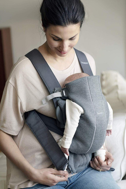 Baby Bjorn Carrier Mini 3D Jersey