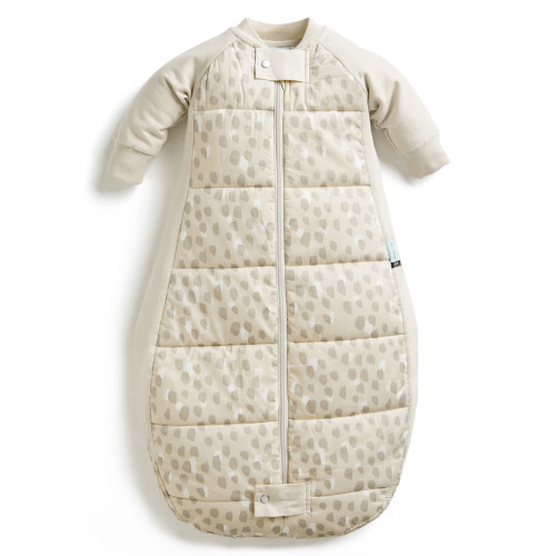 Ergopouch Sheeting Sleeping Bag 3.5 Tog 8-24 Months - FAWN