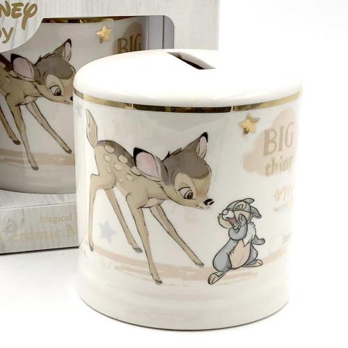 Disney Baby Ceramic Money Bank BAMBI at Baby Barn Discounts