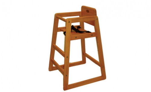 Babyhood Timber Restaurant Highchair