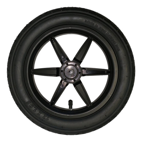 "Mountain Buggy 12"" Complete Front Wheel"