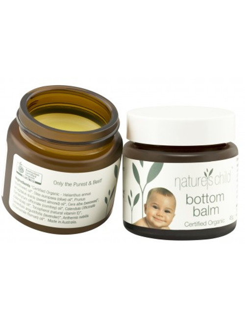Nature's Child - Bottom Balm - New Packaging