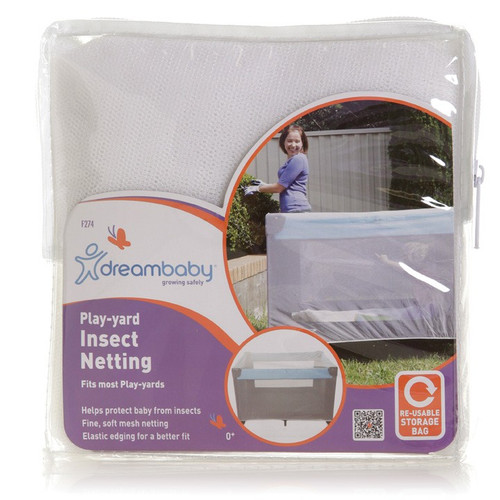 Dreambaby - Play Yard Porta Cot Insect Netting