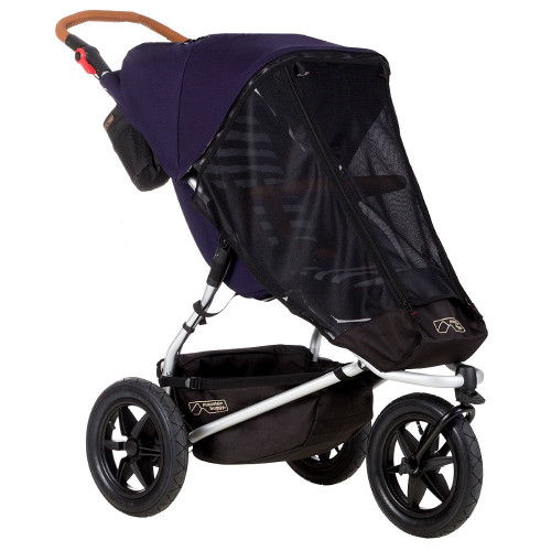 Mountain Buggy Urban Jungle Terrain Mesh Sun Cover ONLY 2015+
