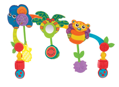 Playgro Tropical Tunes Travel Play Arch