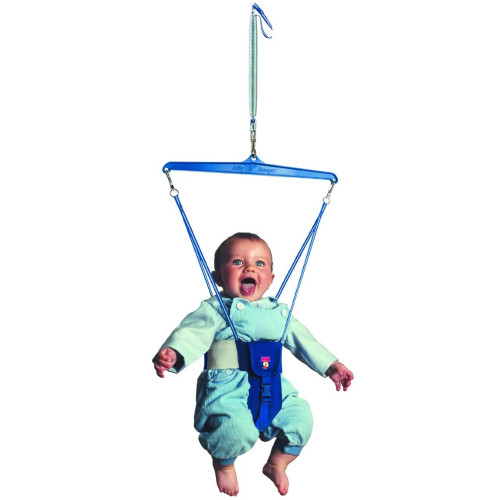 Jolly Jumper with Foot Rattle