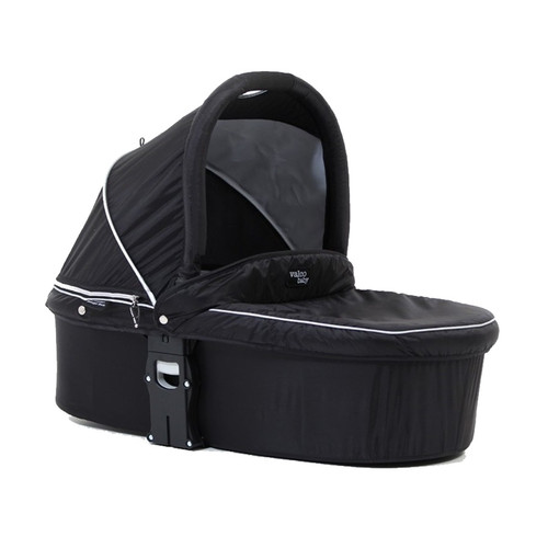 Valco Q Bassinet - Midnight Black