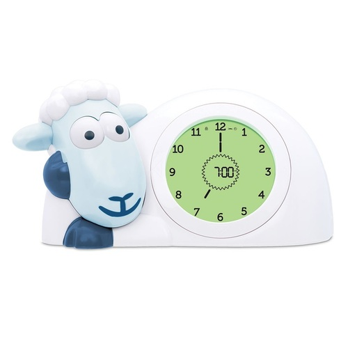ZaZu Sam The Lamb Sleep Trainer Clock