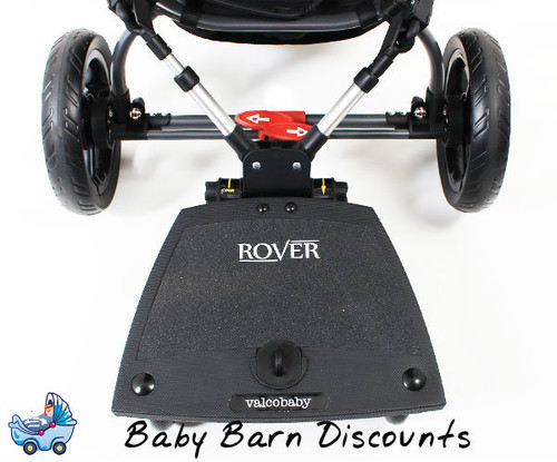Valco Baby - Rover Universal Sit or Stand Toddler Ride on Board