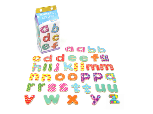 Lower Case Alphabet