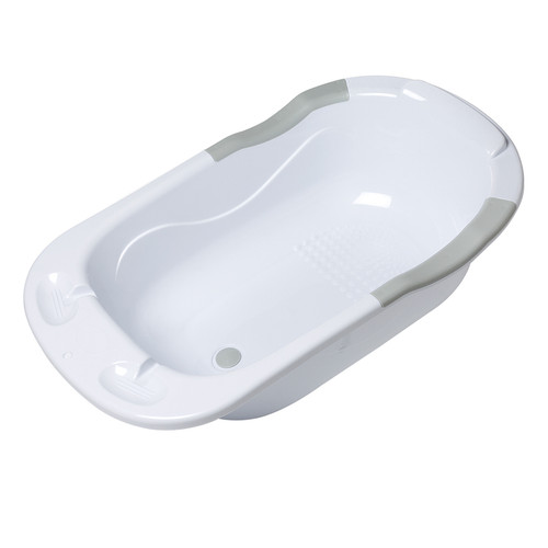 Big Softies White Plastic Baby Bath