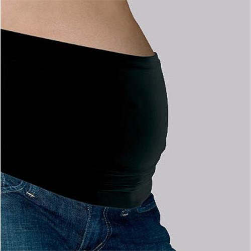 Bando Seamless Maternity Band Size S-M - BLACK